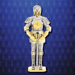 Metal Craft Kit European Knight in Armor