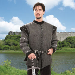 Mordred Men's Medieval Gambeson