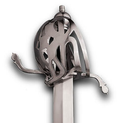Scottish Basket Hilt Cutlass Guard