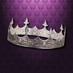 Avalon Lightweight Silver Crown