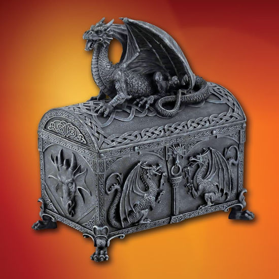 Dragon Chest Trinket Box
