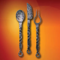 Picture for category Forged Iron Utensils & Cookware