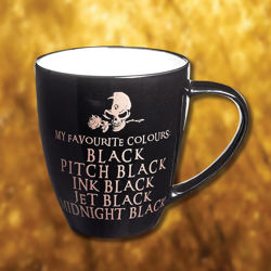 Black Soul Pirate Coffee Mug