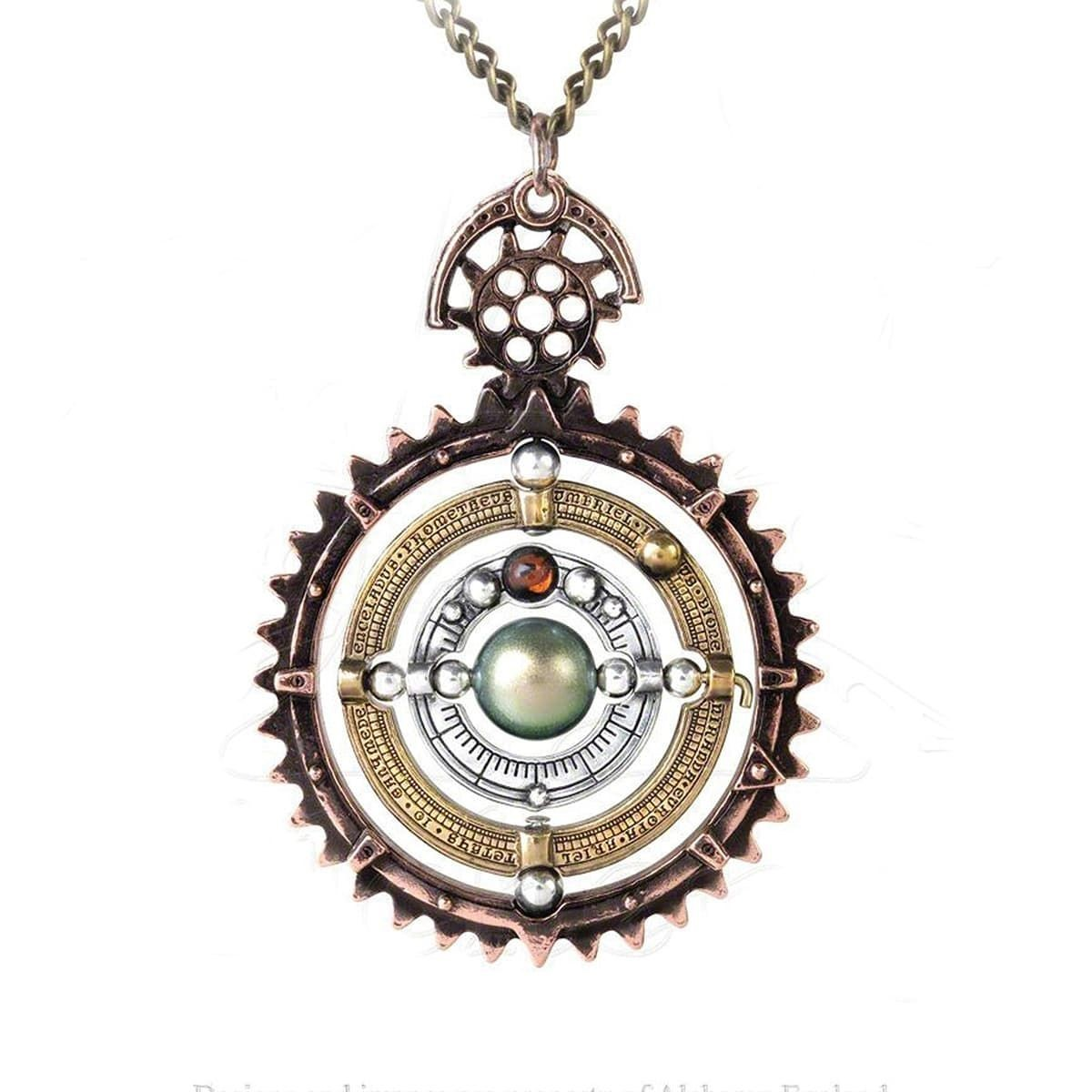 Copernicus Ordium Necklace from Alchemy
