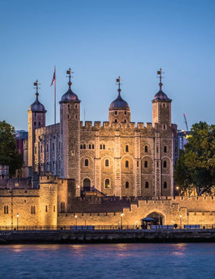 The Tower of London and its Bloody Tower