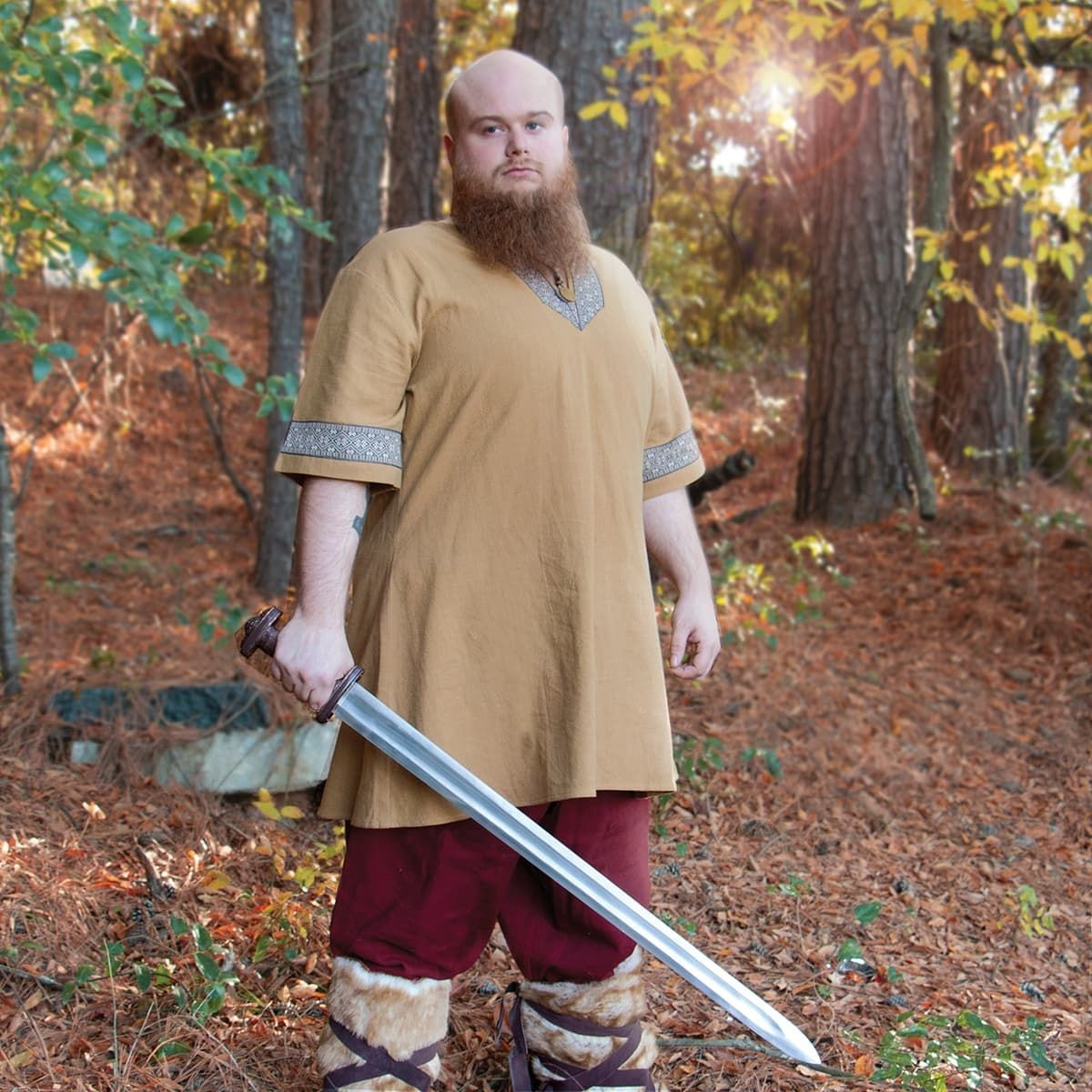 Viking Short Sleeve Sommar Tunic