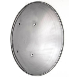 18 Gauge Steel Late Medieval and Early Renaissance Domed Shield