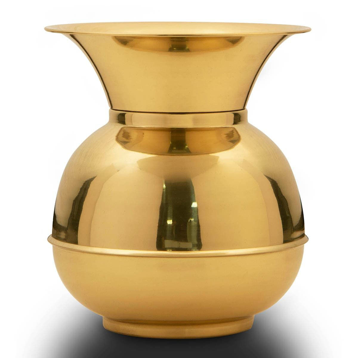 All Brass Spittoon