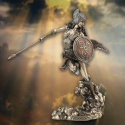 Valkyrie Warrior Statue