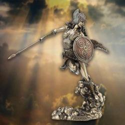 Valkyrie Warrior Statue