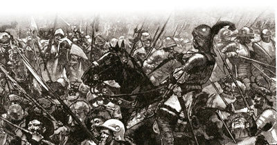 The Battle of Stoke Field
