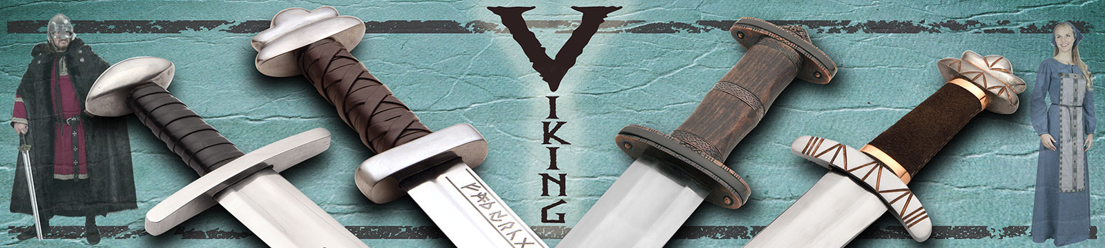 Viking Swords, Armor, and More