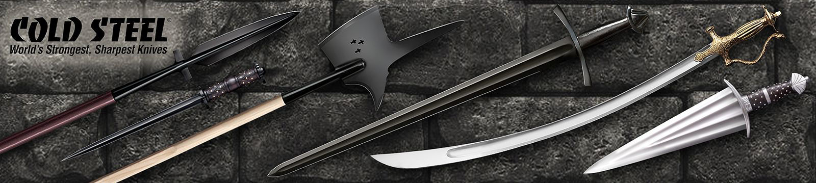 Cold Steel - The World's Sharpest Knives!